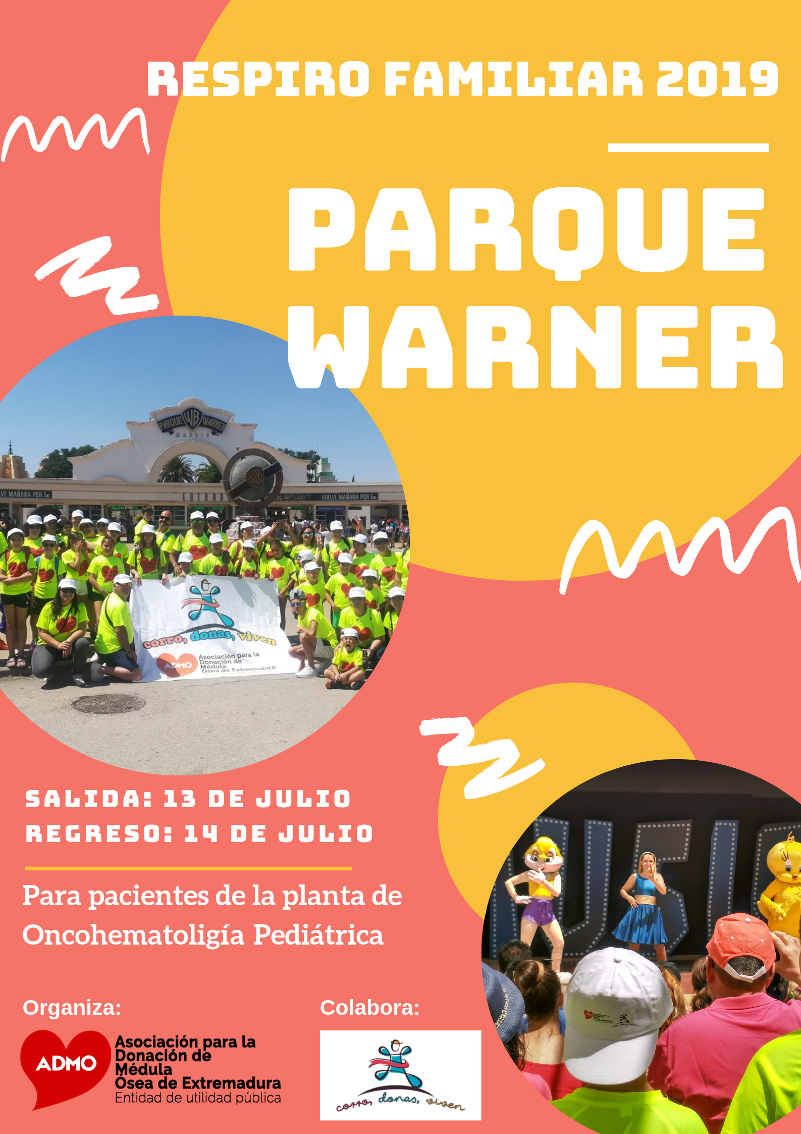 Respiro Familiar Warner Bross 2019
